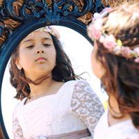 ver vestidos de primera comunion para niña