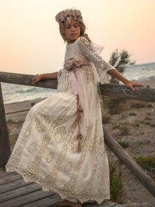 vestidos vintage de primera comunion
